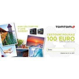 Datasheet TOMTOM Reise Gutschein 100 Euro