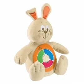 Leicht zu fallen schlafend CHICCO-Bunny Gebrauchsanweisung