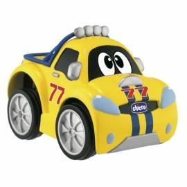 Spielzeug CHICCO Turbo Touch gelb Bedienungsanleitung