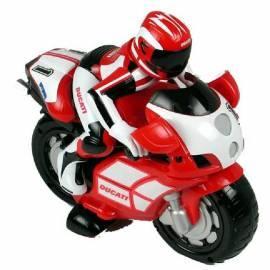 Benutzerhandbuch für Spielzeug CHICCO Ducati rot 09
