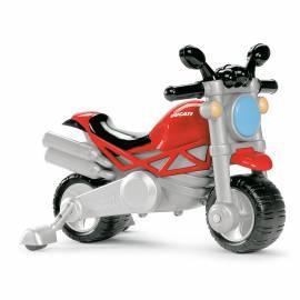 Bedienungsanleitung für CHICCO Ducati Motorka Pushbike