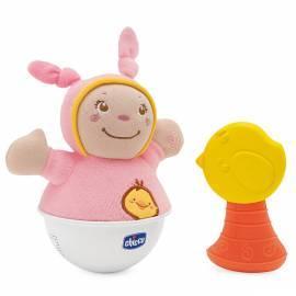 Musikalisches Spielzeug CHICCO Roly Poly Coccolla mit Beißring Bedienungsanleitung
