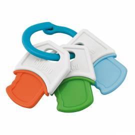 CHICCO Beißringe Kunststoff Schlüssel Gebrauchsanweisung