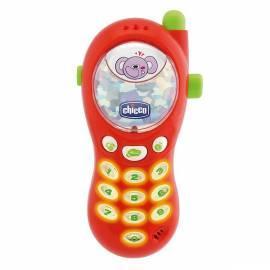 Benutzerhandbuch für Musikalisches Spielzeug CHICCO Telefon vibrieren mit der Kamera