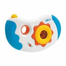 Bedienungsanleitung für Musikalisches Spielzeug CHICCO Regenbogen Aktivität Kamera