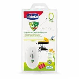 Schutz gegen Insekten Chicco Moskito auf Batterie (Ultraschall) - Anleitung