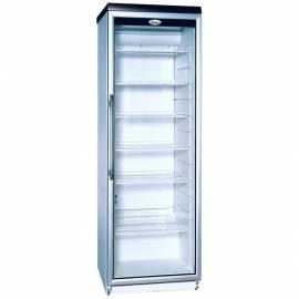 Kühlung Schaufenster WHIRLPOOL ADN 203/WP Aluminium/Glas - Anleitung