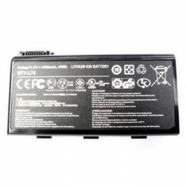Baterie pro notebooky MSI 6 Zellen, 4400mAh, für 15