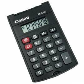 Bedienungshandbuch Überprüfen von CANON LC - 211 L (1050B005AA)