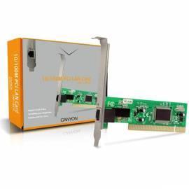 Bedienungsanleitung für Netzwerk-Prvky einen WiFi-CANYON-NW-LAN-Karte (CNP-LAN2A)