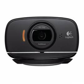 Bedienungshandbuch LOGITECH HD Webcam C525 (960-000722)