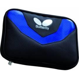 BUTTERFLY sleeve Nubag IV (1 Bat) schwarz/blau