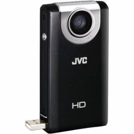 Benutzerhandbuch für JVC PICSIO GC-FM2B, SDHC, schwarz-die waren mit einem Abschlag (202017305)