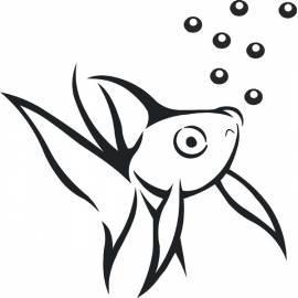 Datasheet Selbstklebende Dekoration Fisch (nw-Khaled)
