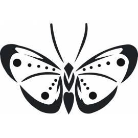 Benutzerhandbuch für Selbstklebende Dekoration Schmetterling 2 (nw-motyl2)