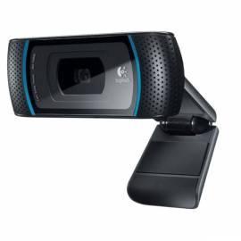 LOGITECH B910 HD Webcam (960-000684) Bedienungsanleitung
