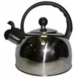 Wasserkocher Toro 330015, 2 l, Edelstahl Bedienungsanleitung
