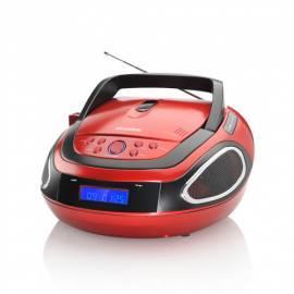 Benutzerhandbuch für Radiomagnetofon Hyundai TRC 512 AU3FR, USB-s-CD/MP3