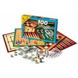 Datasheet Datei Spiele BONAPARTE 100
