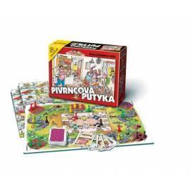 Handbuch für Brettspiel BONAPARTE Pivrncova Treffpunkt