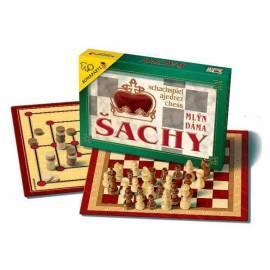 Benutzerhandbuch für Brettspiel, Schach, Dame, BONAPARTE Mühle