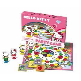Handbuch für Brettspiel BONAPARTE HELLO KITTY