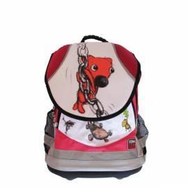 Rucksack School bag kooky richtige BONAPARTE - Anleitung