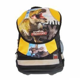 Benutzerhandbuch für Rucksack Schultasche korrekt BONAPARTE prähistorische 3D