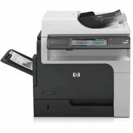 HP M4555dn-Drucker (CE502A # B19) Bedienungsanleitung