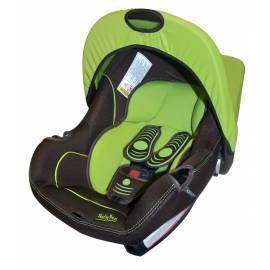 Benutzerhandbuch für Baby-Autositz NANIA Beone Lux Pistazie, 0-13 kg zelena