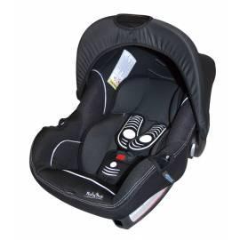 Datasheet Autositz NANIA Beone Lux Orage, 0-13 kg schwarz/weiss