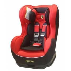 Benutzerhandbuch für FERRARI Kindersitz Cosmo SP 0-18 kg schwarz/rot