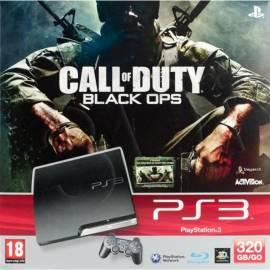 Service Manual Spiel-Konsole SONY PlayStation 3, 320GB + Call of Duty: Black OPS