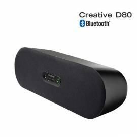 Handbuch für Reproduktory CREATIVE LABS-D80-wireless-Bluetooth (51MF8130AA000)