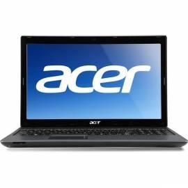 Bedienungshandbuch Notebook ACER Aspire 5733-374G75Mikk (LX.RN502.049) schwarz