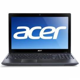 Notebook ACER Aspire 5750G-2314G75Mnkk (LX.RMU02.087) schwarz Bedienungsanleitung