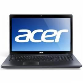 Benutzerhandbuch für Notebook ACER Aspire 7739ZG-P614G75Mikk (LX.RLA02.010) schwarz
