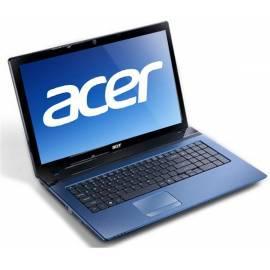 Bedienungsanleitung für Notebook ACER Aspire 7560G-A636G75Mnbb (LX.RKP02.005) blau