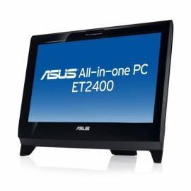 PC alle in einem ASUS EEE TOP 2400IUKS (ET2400IUKS-B003E) Bedienungsanleitung