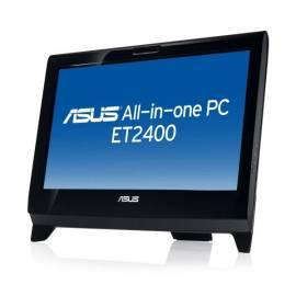 PC ASUS EEE TOP 2400XVT alles-in-One (ET2400XVT-B029E) - Anleitung
