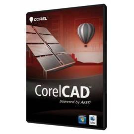 Handbuch für Software COREL CorelCAD (CCADCPRDVDEU)