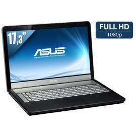 Datasheet Notebook ASUS N75SF (N75SF-V2G-TZ099V)