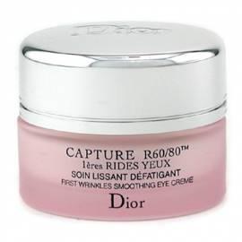 Bedienungsanleitung für Capture R60/80 (erste Falten glätten Auge Creme) Falten glättende Creme auf das erste Auge 15 ml
