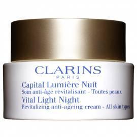 Benutzerhandbuch für Leichte Nachtcreme für reife Haut, alle Vital Light Night (revitalisierende Anti-Aging Creme alle Hauttypen) 50 ml