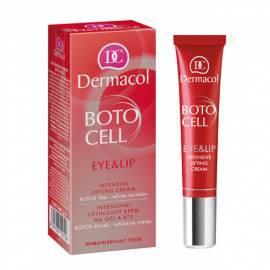 Service Manual Intensive lifting Creme für Augen und Lippen 15 ml Botocell