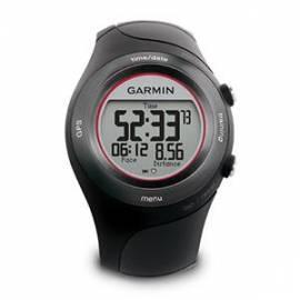 Handbuch für Navigationssystem GPS GARMIN Forerunner 410 HR