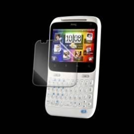Benutzerhandbuch für Die Schutzfolie HTC ChaCha (Anzeige) InvisibleSHIELD (029200)