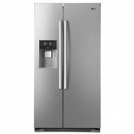 Bedienungsanleitung für Kombination-Kühl-Gefrierkombination LG GW-L207FLPV
