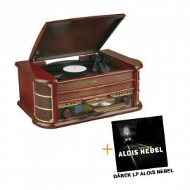 Bedienungshandbuch HYUNDAI Retro Gramophone RTCC 513 RIP