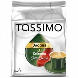 Bedienungsanleitung für Kapsel-Kaffee-Crema für Espressa TASSIMO Jacobs Krönung 112 g